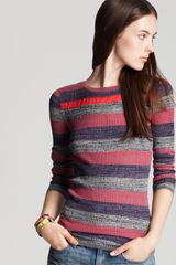 Marc By Marc Jacobs Sheila Silk Sweater - Lyst