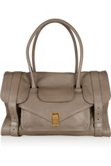Proenza Schouler Ps1 Keep All Small Leather Tote - Lyst