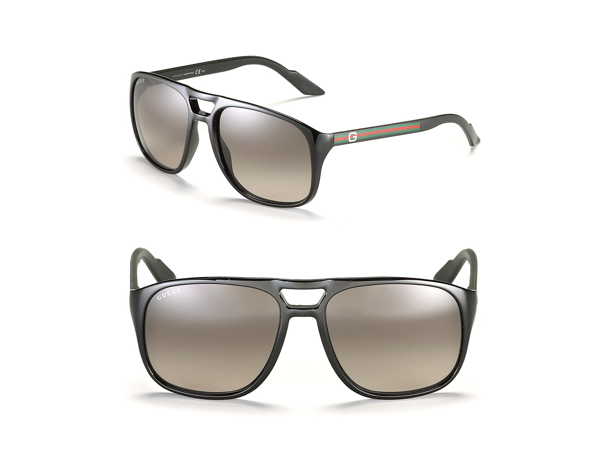 e5a722ce408 Burberry Double Bridge Aviator Sunglasses