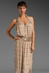 Haute Hippie Maggie May Dress - Lyst
