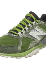 New Balance New Balance Womens Wt915 Trail and Off Road Shoe in Green - Lyst