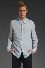 Richard Chai Classic Button Down - Lyst