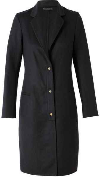 The Row Doublefaced Woolcashmere Coat - Lyst