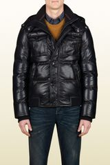 Gucci Jacket with Detachable Hood - Lyst