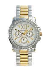 Juicy Couture Pedigree Stainless Steel Bracelet Watch - Lyst