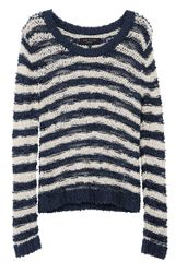 Rag & Bone Sevilla Sweater in Blue (navy) - Lyst