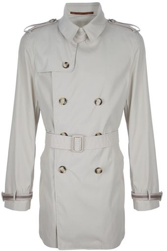 Valentino Trench Coat - Lyst
