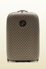 Gucci Medium Suitcase with Interlocking G Detail - Lyst