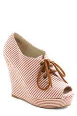 ModCloth Summer Birthday Wedge
