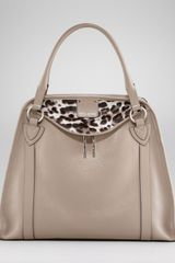 Marc Jacobs Serengeti Wellington Satchel - Lyst