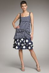 Marc Jacobs Gingham Dress - Lyst