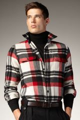 Polo Ralph Lauren Plaid Wool Shirt - Lyst