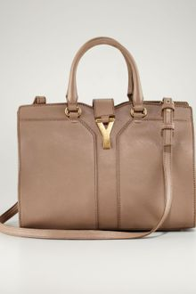 Yves Saint Laurent Cabas Chyc Bag Mini - Lyst