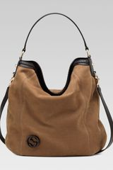 Gucci Brick Lane Hobo Large - Lyst
