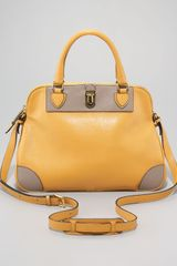 Marc Jacobs Manhattan Whitney Colorblock Bag - Lyst