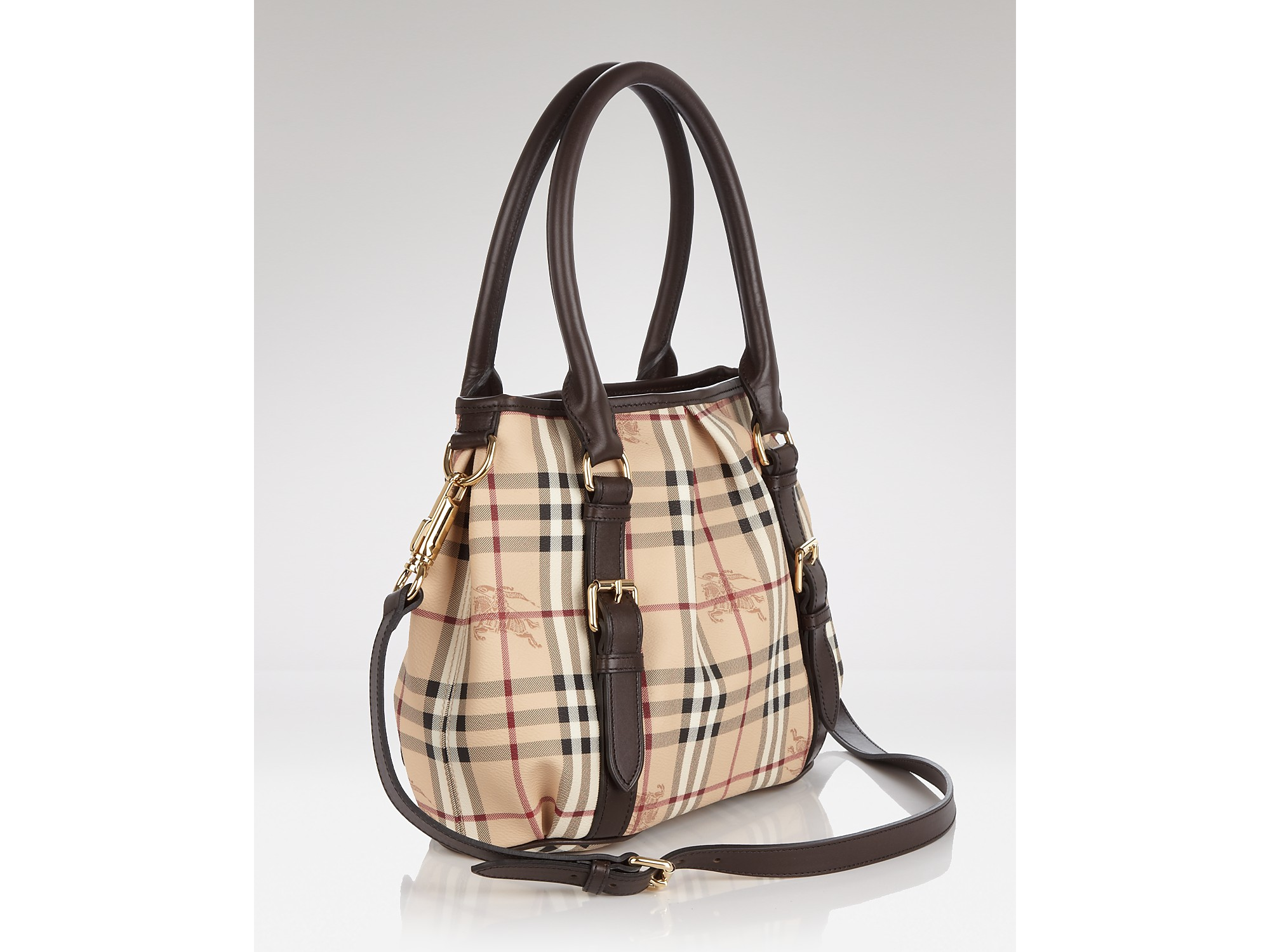 83c66c8b08d3 Gallery. Previously sold at  Bloomingdale s · Women s Burberry Haymarket