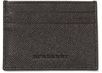 Burberry Leather Card Case - Lyst