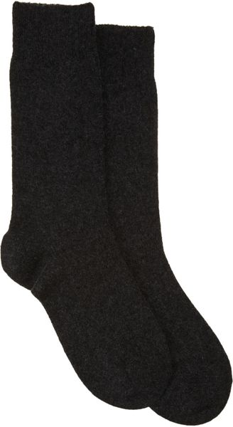 Barneys New York Trouser Sock - Lyst