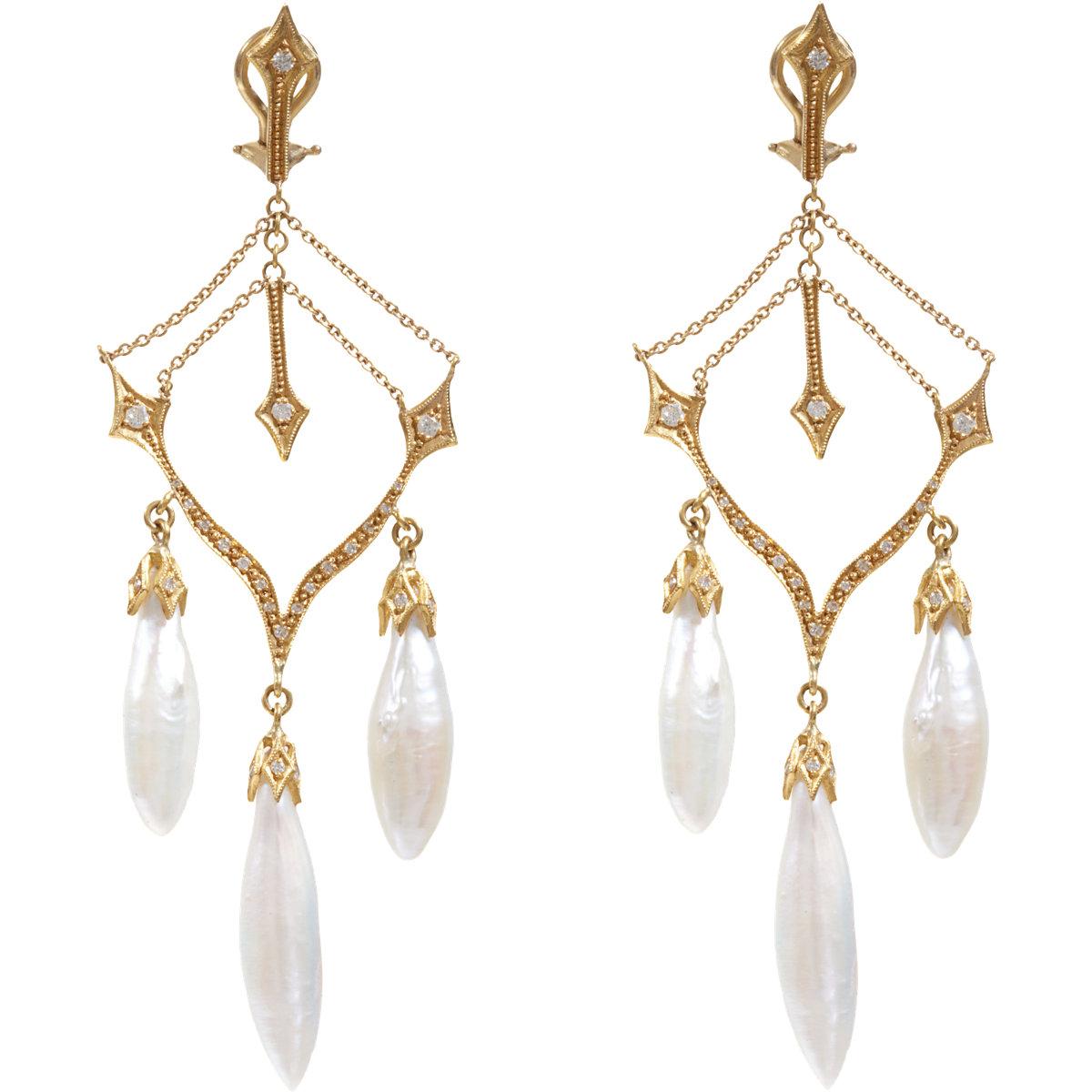 Cathy waterman arrow chandelier pearl earrings pearls5 timeless cathy waterman arrow chandelier pearl earrings pearls5 timeless elegant sophisticated pinterest cathy waterman pearl earrings and pearls aloadofball Gallery