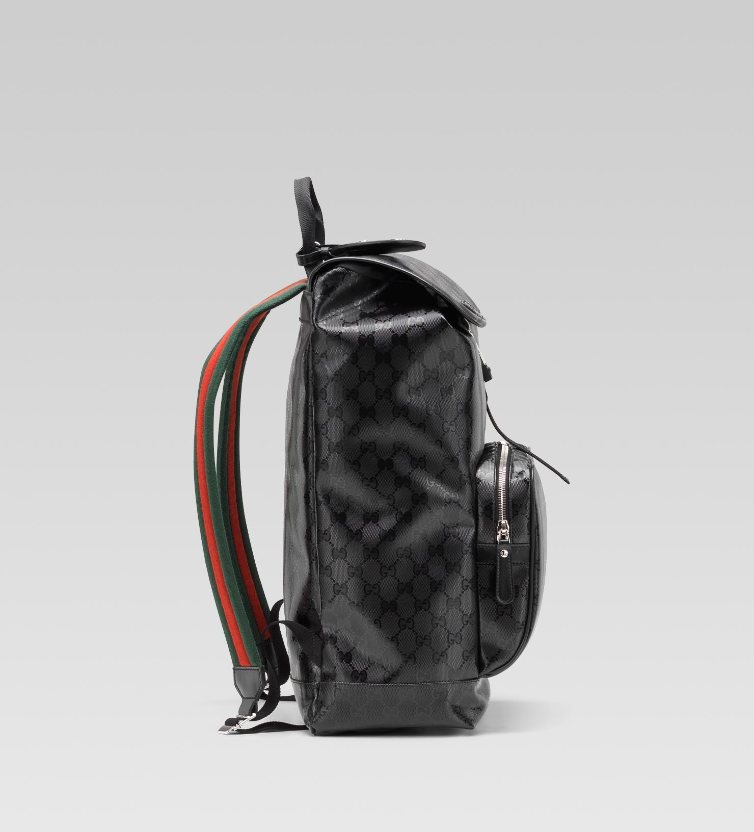 Lyst - Gucci Backpack in Black for Men