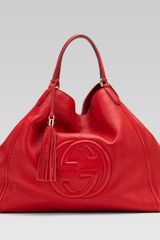 Gucci Soho Shoulder Bag - Lyst