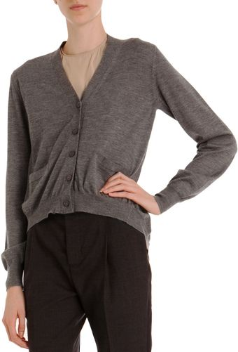 Marni Button Cardigan - Lyst