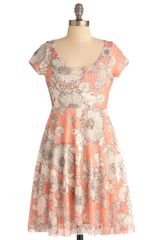 ModCloth Daisy About You Dress - Lyst
