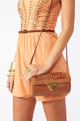 Nasty Gal Lauren Crossbody Bag - Lyst
