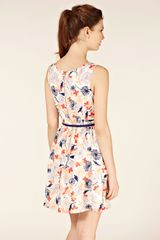 Oasis Confetti Daisy Dress in Multicolor (multi-coloured) - Lyst