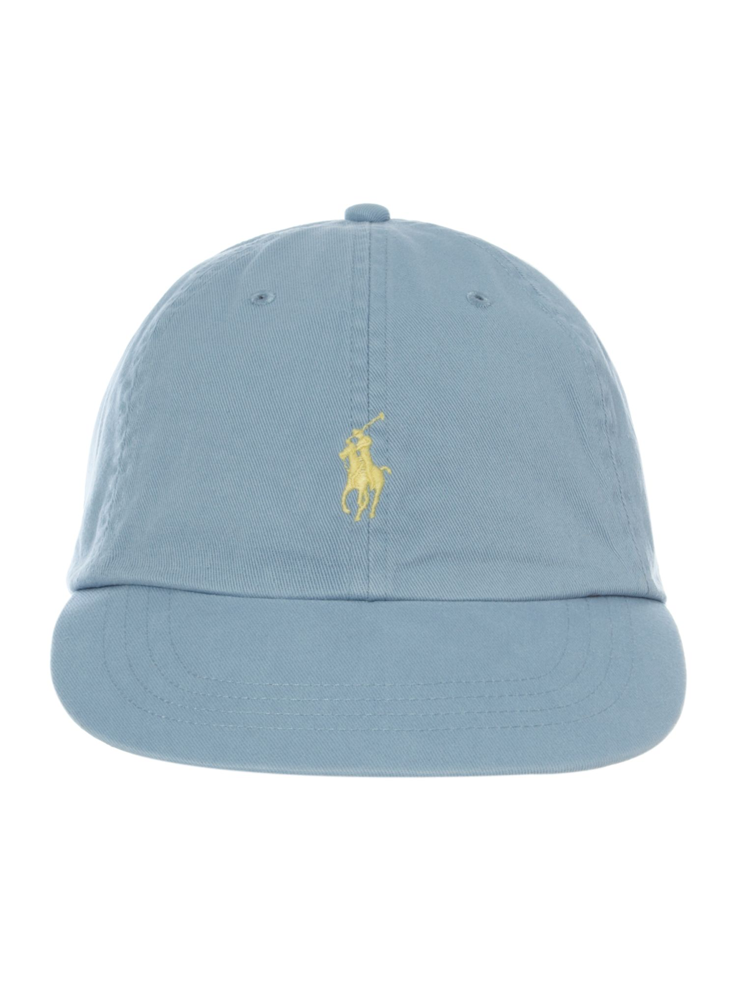 polo ralph lauren baseball cap in blue for men lyst. Black Bedroom Furniture Sets. Home Design Ideas