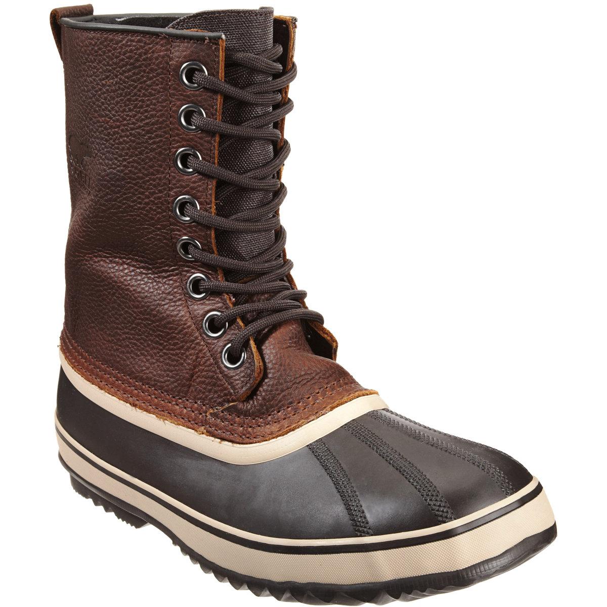 Sorel Joan Of Arctic Wedge Boots Black