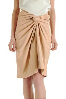 The Row Franken Sarong Skirt - Lyst