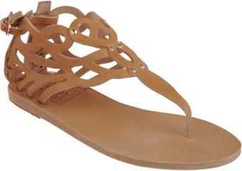 Ancient Greek Sandals Medea - Lyst