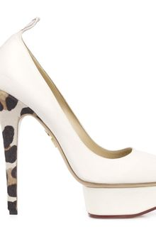 Charlotte Olympia Love Dolly - Lyst