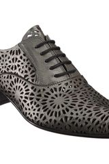 Haider Ackermann Laser Cut Oxford - Lyst