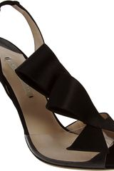Nicholas Kirkwood Abstract Bow Pump - Lyst