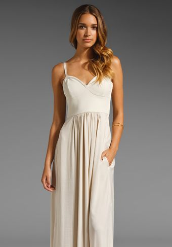BCBGMAXAZRIA Maxi Dress - Lyst