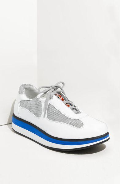Cup Sneakers Prada LeatherCinemas 93 Patent Americas ukiPZOX