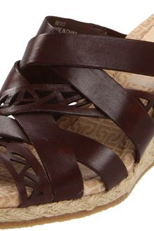 Rockport Emily Laser Cut Wedge Sandal - Lyst