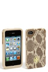 Tory Burch Iphone 4 4s Case - Lyst
