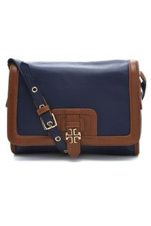 Tory Burch Dash Mini Messenger Bag - Lyst