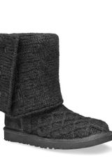 Ugg Lattice Cardy Boots - Lyst