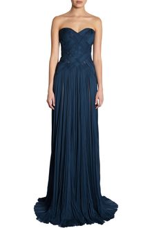 J. Mendel Lattice Gown - Lyst