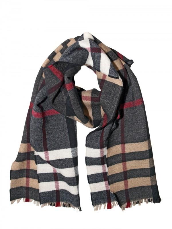 reversible scarf Burberry kFuGHhjg