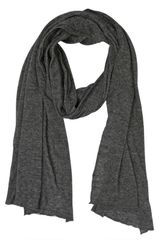 Dolce & Gabbana Wool and Jersey Scarf - Lyst