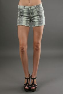 Joe's Jeans Snake Short in Mint - Lyst