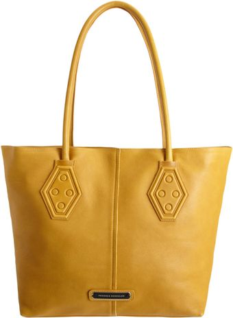 Proenza Schouler  Small Leather Shopper - Lyst