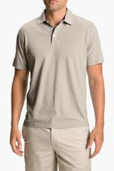 Zachary Prell Delancey Slim Fit Polo - Lyst