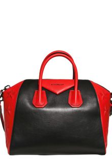 Givenchy Medium Antigona Embossed Top Handle - Lyst