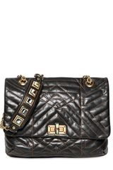 Lanvin Happy 10 Years Soft Leather Shoulder Bag - Lyst